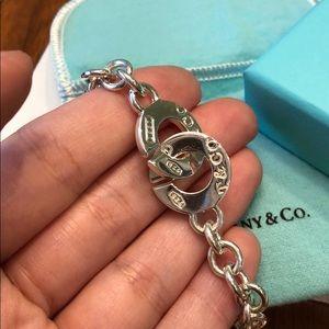 Tiffany & Co. Jewelry - Tiffany & Co. 1837 Toggle Clasp Necklace NWOT NIB